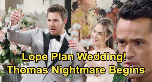 The Bold and the Beautiful Spoilers: Hope's Annulment and Rushed Liam Wedding Plans Infuriate Thomas – New Nightmare Begins