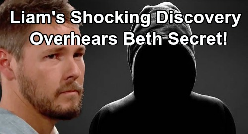 The Bold and the Beautiful Spoilers: Liam Overhears Secret Beth Conversation - Discovery Leads To Hope and Daughter Reunion?