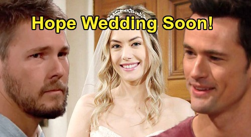 The Bold and the Beautiful Spoilers: Steffy and Liam Reboot Doomed - Hope Wedding Coming Soon, Is It Thomas or Liam?