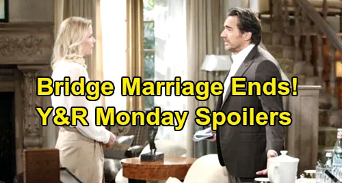 The Bold and the Beautiful Spoilers: Monday, December 9 - Steffy Warns Thomas To Stay Away From Hope - Brooke's Marriage Ends