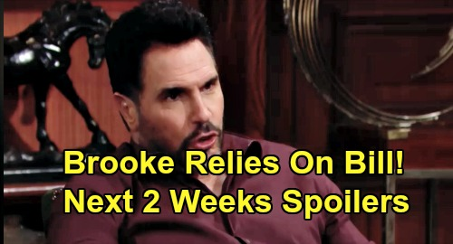 The Bold and the Beautiful Spoilers Next 2 Weeks: Steffy's Wrath – Ridge Bargains for Thomas' Freedom – Brooke Relies on Bill