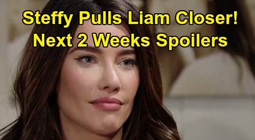 The Bold and the Beautiful Spoilers Next 2 Weeks: Steffy Pulls Liam Closer – Hope Goes Too Far – Wyatt Struggles To Choose