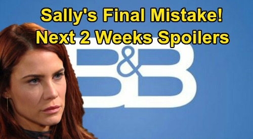 The Bold and the Beautiful Spoilers Next 2 Weeks: Bridget Forrester Surprise – Shauna's Vegas Move - Sally's Final Mistake – Quinn Wins