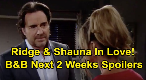 The Bold and the Beautiful Spoilers Next 2 Weeks: Ridge & Shauna Fall In Love, Brooke Crushed – Steffy Turns Matchmaker