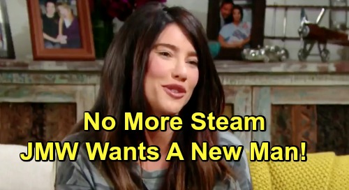 The Bold and the Beautiful Spoilers: Blind Item Suggests Steffy and Liam Finished - JMW Says No To A Steam Reunion?
