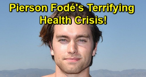 The Bold and the Beautiful Spoilers: Pierson Fode Reveals Serious Brain Trauma and Blackouts – Assures Fans He's 'Not Dead'