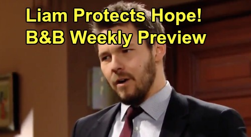 The Bold and the Beautiful Spoilers: Preview Week of December 9 – Liam Refuses to Let Thomas Hurt Hope Again – Steffy Battle Ahead