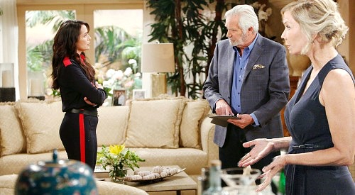 The Bold and the Beautiful Spoilers: Quinn Sabotages Ridge & Shauna's Romance – Brooke's Eric Threat Forces Enemy to Backtrack?