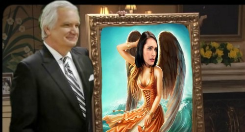 The Bold and the Beautiful Recap: Thursday, July 2 - Family Boycott Eric & Quinn's Wedding - Eric Unveils Quinn's Portrait