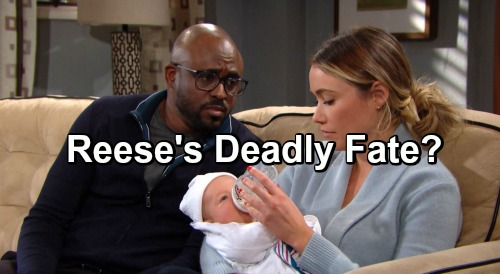 The Bold and the Beautiful Spoilers: Baby-Swapper Reese Faces Deadly Fate – Will Shady Doc Return for Gruesome Sendoff?