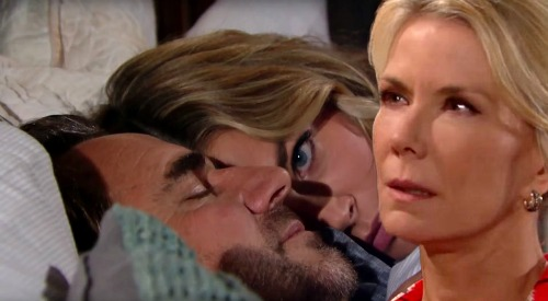 The Bold and the Beautiful Spoilers: Brooke Catches Ridge & Shauna in Bed Together - Final Nail in 'Bridge' Coffin?