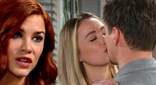 The Bold and the Beautiful Spoilers: Sally's Horrific Discovery - Finds Out Wyatt's Cheating With Flo?