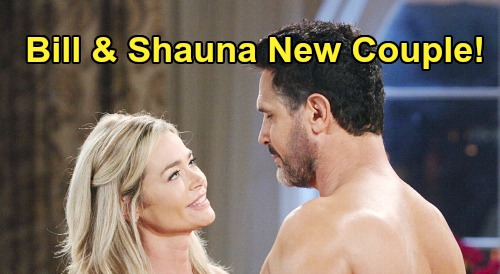 The Bold and the Beautiful Spoilers: Bill & Shauna Dark Powercouple Rising – Katie Split & 'Bridge' Reunion Lead To Romance?