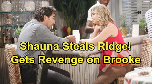 The Bold and the Beautiful Spoilers: Brooke Sparks War Over