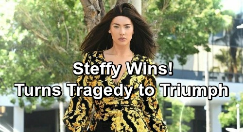 The Bold and the Beautiful Spoilers: Steffy's Triumph After Tragedy – See How Heartbroken Mom Turns Things Around