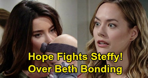 The Bold and the Beautiful Spoilers: Hope Fights Against Steffy and Beth's Renewed Bond – Liam Objects to Wife's Selfish Move
