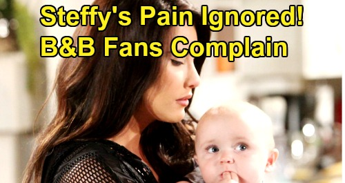 The Bold and the Beautiful Spoilers: Steffy's Baby Loss Perspective Ignored – B&B Fans Voice Complaints