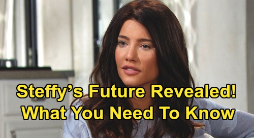The Bold and the Beautiful Spoilers: Steffy's Future Revealed – What You Need To Know About B&B Character's New Path