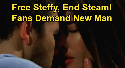 The Bold and the Beautiful Spoilers: Free Steffy in 2020, No More Liam and 'Steam' - Fans Fight for New Man, Enough Is Enough