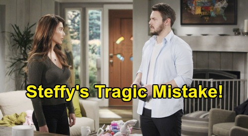 The Bold and the Beautiful Spoilers: Steffy Sets Up Liam Relationship Disaster – Thomas' Promise of 'Steam' Dreams Blows Up