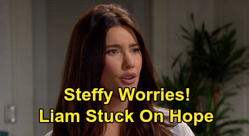 The Bold and the Beautiful Spoilers: Steffy Worries as Liam Remains Stuck on Hope's Love Life - Can't Handle Thomas' Victory