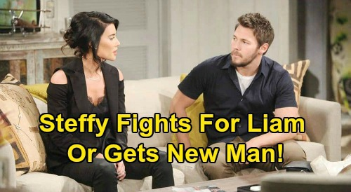 The Bold and the Beautiful Spoilers: Steffy's Kiss Set-Up Betrayal Blows Up 'Steam' – Must Fight for Liam Love or Find New Man