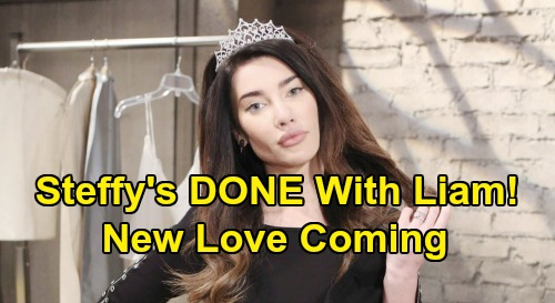 The Bold and the Beautiful Spoilers: Steffy Gets Off Liam Merry-Go-Round – New Love Coming, Good Things Come to Those Who Wait