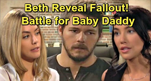 The Bold and the Beautiful Spoilers: Steffy and Hope Fight Over Liam After Beth Reveal - See Who Gets Baby Daddy