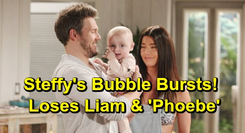 The Bold and the Beautiful Spoilers: Steffy's Crushing Double Blow – Loses 'Phoebe' and Liam, Hope's Dreams Come True?