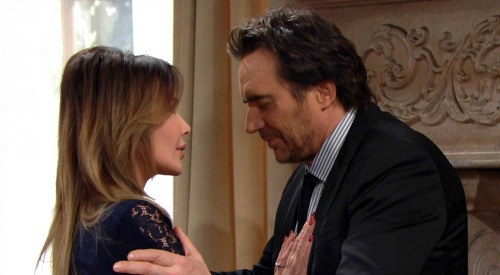 The Bold and the Beautiful Spoilers: Taylor Returns - Tries To Steal Ridge From Brooke & Shauna?