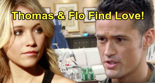 The Bold and the Beautiful Spoilers: Thomas and Flo Find Love – Suffering Schemers Drawn Together After Brutal Rejections?