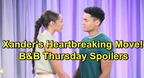 The Bold and the Beautiful Spoilers: Thursday, July 11 – Fierce Brooke Fights to Stop Hope's Wedding – Xander's Heartbreaking Choice