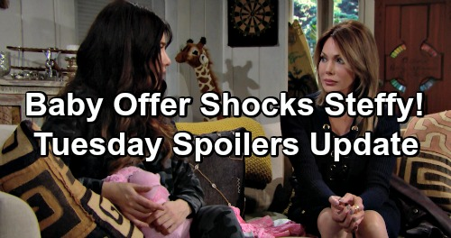 The Bold And The Beautiful Spoilers Tuesday January 15 Update
