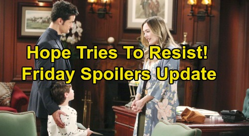 The Bold and the Beautiful Spoilers: Friday, December 6 Update – Ridge's Divorce Ultimatum for Brooke - Hope Struggles Against Thomas