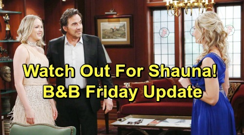 The Bold and the Beautiful Spoilers: Friday, May 3 Update – Hope Freaks Over Thomas' Kiss – Steffy Supplies Ammunition