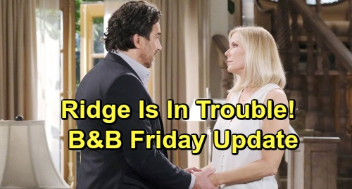 The Bold and the Beautiful Spoilers: Friday, May 24 Update – Hope's Powerful Phoebe Reunion – Ridge In Trouble With Brooke