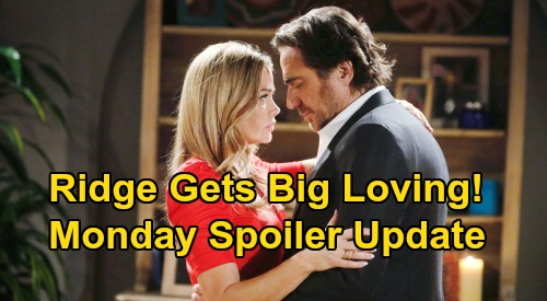 The Bold and the Beautiful Spoilers: Monday, April 13 Update – Sally Warns Dr. Escobar – Ridge Gets Shauna's Big Love Treatment