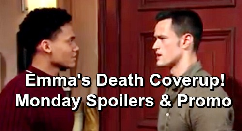 The Bold and the Beautiful Spoilers: Monday, June 24 Update – Thomas Lies and Threatens Over Emma's Death – Bill's on Team Steam