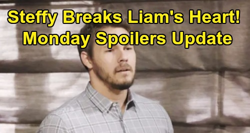 The Bold and the Beautiful Spoilers: Monday, November 4 Update – Steffy's Dating News Shocks Liam – Thomas Demands Intimacy