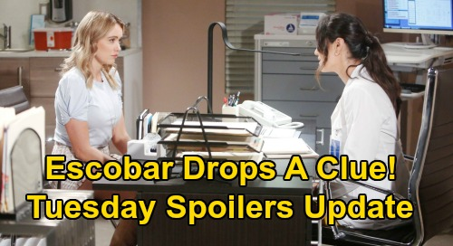 The Bold and the Beautiful Spoilers: Tuesday, April 7 Update – Sally Demands Wyatt Reunion, Flo Say No – Escobar Exposes a Clue