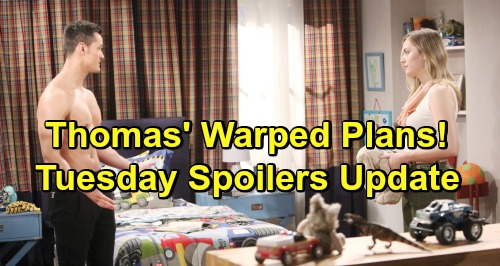 The Bold and the Beautiful Spoilers Update, Tuesday, July 16: Hope's News Stuns Liam – Thomas Demands Family Celebrate Wedding