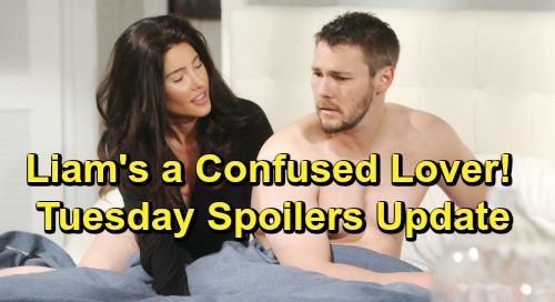 The Bold and the Beautiful Spoilers: Tuesday, July 2 Update – Bewildered Liam Pieces Together Steamy Night – Thomas' Sneaky Proposal Plot