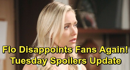 The Bold and the Beautiful Spoilers: Tuesday, June 4 Update – Ridge Upsets Brooke - Flo Fails To Save Hope and Liam