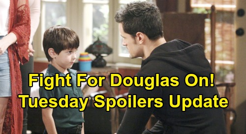 The Bold and the Beautiful Spoilers: Tuesday, October 22 Update – Hope's Permanent Plan for Douglas Worries Liam, Raging Thomas Retaliates