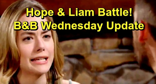 The Bold and the Beautiful Spoilers: Wednesday, July 3 Update – Steffy Rages At Thomas – Fierce Hope and Liam Face Off