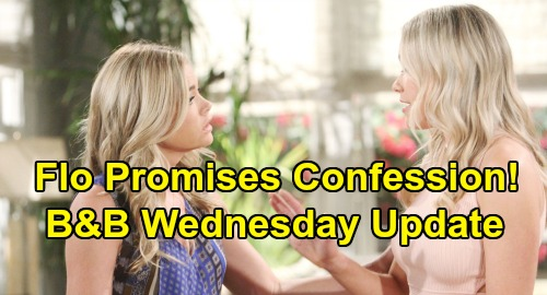 The Bold and the Beautiful Spoilers: Wednesday, July 31 Update – Liam in Shock Over Phoebe Being Beth, Confronts Flo