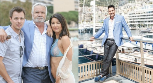 The Bold and the Beautiful Spoilers: Week of April 27 Preview – B&B's 'Escape to Monte Carlo' Theme – Behind-the-Scenes Specials