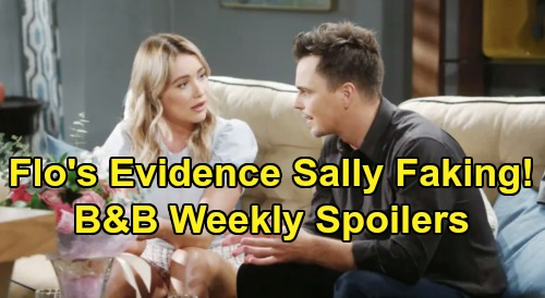 The Bold and the Beautiful Spoilers: Week of April 6 – Katie Won't Forgive Brooke – Flo's Proof Sally Faking – Shauna & Ridge Can't Resist