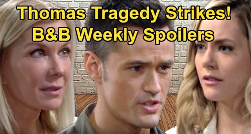 The Bold and the Beautiful Spoilers: Week of August 19 – Flo Horror for Shauna, Wyatt Torn – Hope's Plans Spark Thomas' Fury