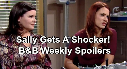 The Bold and the Beautiful Spoilers: Week of January 27 – Quinn's Dark Side – Steffy's Lies & Deceit – Sally's Tragic Diagnosis